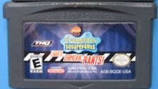 SpongeBob SquarePants: Lights, Camera, Pants Nintendo Game Boy Advance Lite SP