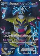 GIRATINA FULL ART Holo Pokemon RARE Card SP/NM Black Star Promo BW74