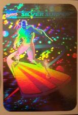 Marvel Universe 1 , 1990 Impel , Hologram MH3 Silver Surfer