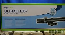 Aquascape UltraKlear 5000 UV Pond Clarifier 55w -Clears Green Water Algae Blooms