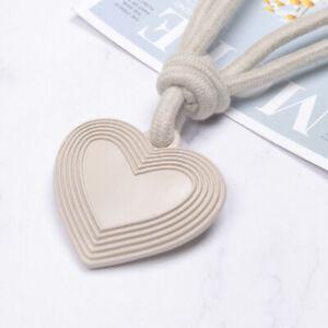 HEART CURTAIN HOLDER string net curtain holder tie back