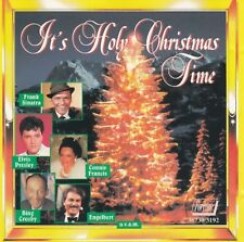 Various - It's holy christmas time  - CD -