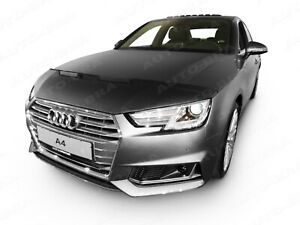 BONNET BRA for Audi A4 S4 B9 since 2015 STONEGUARD PROTECTOR TUNING