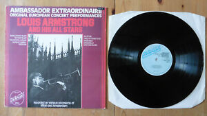 Louis Armstrong and his All-Stars    Ambassador Extraordinaire    LP
