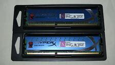KINGSTON HyperX Genesis 8GB (2x4GB) Kit DDR3-1600 (PC3-12800) 240-Pin PC Memory