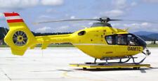 EC135 Rumpf für 130er RC-Hubschrauber