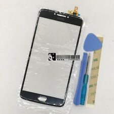 """For Motorola Moto E4 plus 5.5"""" Black Front Touch Screen Digitizer Glass & Tools"""