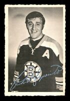 PHIL ESPOSITO 70-71 DECKLE EDGE O-PEE-CHEE 1970-71 NO 6 GOOD+ 17142