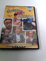 """DVD """"LA VENDEDORA DE ROPA INTERIOR"""" COMO NUEVO GERMAN LORENTE ANTONIO OZORES MAR"""