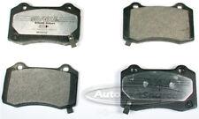 Disc Brake Pad Set-V Rear,Front Autopartsource MF1053