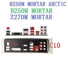 OEM I//O Shield For MSI H110M NANO B250M G1 GAMER Motherboard Backplate IO