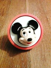 Vintage Late 70's Ge Mickey Mouse Nightlight, 1/4 W, 125 V, Still Works