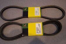 John Deere 110 112 210 212 214 216 Tractor transmission drive belt M44121 M82258