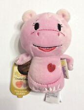 Hallmark Itty Bittys Hug Lovin' Hippo Limited Edition Plush Collectible Le Nwt's