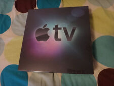 NEW FACTORY SEALED Apple TV 160GB MB189LL/A RARE VINTAGE RETAIL BOX