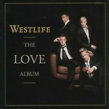 The Love Album by Westlife (CD, Nov-2006, BMG (distributor))