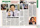 Coupure de presse Clipping 1990 (1 page 1/2 ) Jean marie cavada