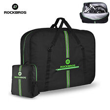 RockBros Folding Bike Carrier Bags Carry Bag Easliy Carrier Bag with Storage Bag