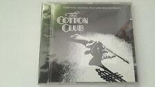 "ORIGINAL SOUNDTRACK ""COTTON CLUB"" CD JOHN BARRY 15 TRACKS BANDA SONORA OST"