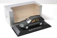 1:43 Minichamps Audi A4 (B5) Avant dark green DEALER NEW bei PREMIUM-MODELCARS
