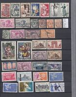 LOT  STAMPS  FRANCE USED   (L27541)