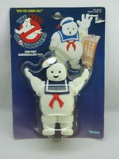 VINTAGE,STAY-PUFT MARSHMALLOW MAN THE REAL GHOSTBUSTERS,MOC,sealed,1986
