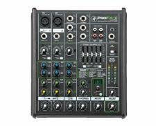 Mackie ProFX4v2 4-Channel Professional FX Mixer PROAUDIOSTAR