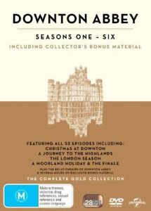 NEW Downton Abbey DVD Free Shipping
