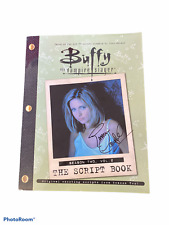 More details for buffy the vampire slayer 'the script book season two,vol. 2' hand signed by cast