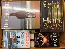 44 Bücher englische Bücher Romane Sachbücher u.a.