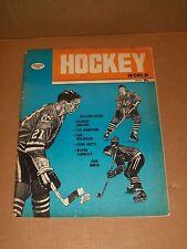 December, 1968, Hockey World Magazine, Decent
