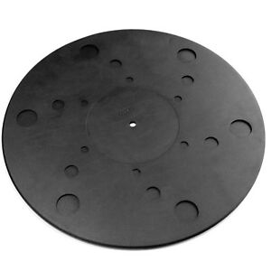 Oyaide BR-12 Turntable Platter Mat as used on the Turntable of the Year