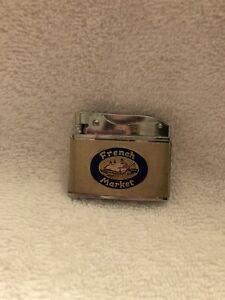 "Vintage Harika Super Automatic Lighter ""French Market"""