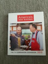 Americas Test Kitchen (The Tv Companion Cookbook)