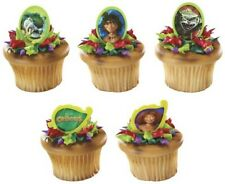 New The Croods Cupcake Rings One Dozen Eep, Guy and Creatures