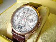 Invicta Men's 10761 Vintage Chronograph Silver Tone Dial Watch