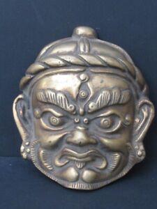 Mask Bronze, India
