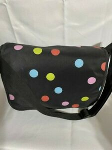 Camera Bag / Carry Case Black with Color Dots