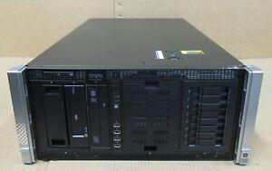 "HP ProLiant ML350p Gen8 6C E5-2630v2 2.6GHz 8GB Ram 8x 2.5"" Bay RDX Rack Server"