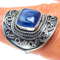 Kyanite 925 Sterling Silver Ring Size 8 Ana Co Jewelry R58945F