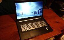 HP Envy 17 M9X66AV i7 NVIDIA 1TB 16GB Win10 Full HD Laptop