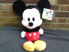 "Disney Mickey Mouse Club House Peluche Jouet Doux 20"""