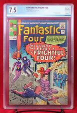 Fantastic Four #36 (Marvel 1965) PGX (not CGC) 7.5 VF- 1st MEDUSA of Inhumans!!!