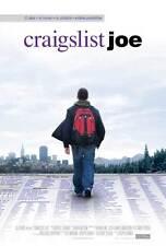 CRAIGSLIST JOE Movie POSTER 27x40