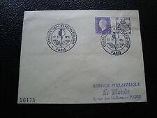 FRANCE - enveloppe 20/9/1951 (cy50) french