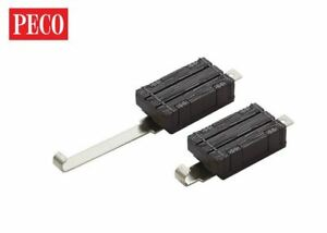 Peco Code 100 HO/OO ST-273 Twin Power Connector Clips New