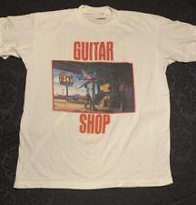 New listing Vintage 1989 Jeff Beck Guitar Shop T Shirt Concert Tour size L
