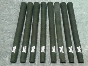 8x PXG Lamkin Z5 Mid Size Grips Salvaged  VERY RARE