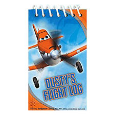 DISNEY PLANES MINI NOTEBOOKS (12) ~ Birthday Party Supplies Favors Stationery