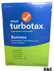 Intuit TurboTax 2018 Business Federal Returns + Federal E-file Sealed Package